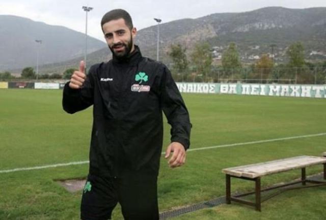 H πρώτη του Σαβιέρ στα πράσινα (Pic) | panathinaikos24.gr