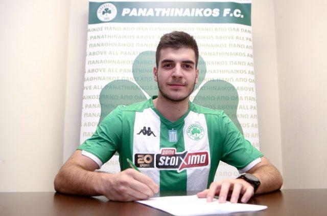 Ιωαννίδης: «Όνειρο μου ο Παναθηναϊκός» (vid) | panathinaikos24.gr