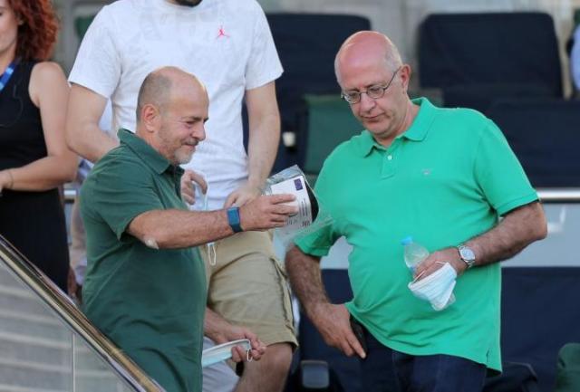 Αλαφούζος-Θεοδωρόπουλος μαζί προς τη «νέα εποχή γηπέδων» σε ποδόσφαιρο και Ερασιτέχνη ΠΑΟ! | panathinaikos24.gr