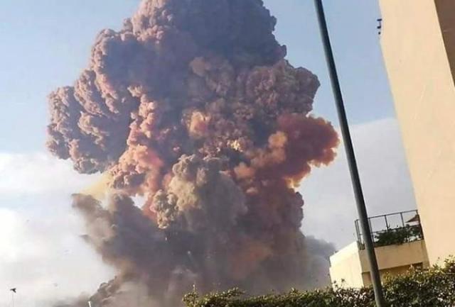 Έχασαν την ζωή τους για να τραβήξουν το βίντεο της έκρηξης (vids) | panathinaikos24.gr