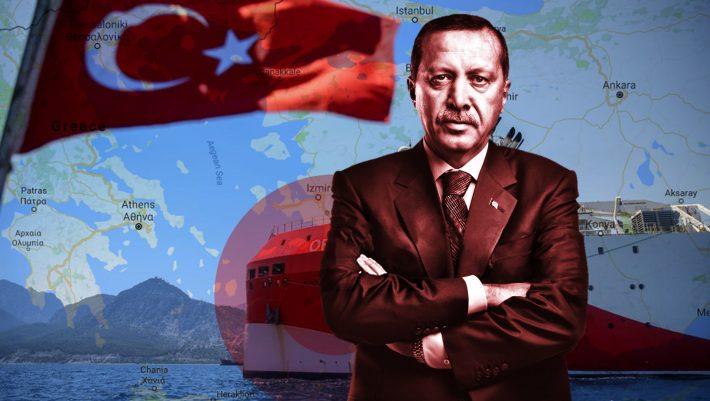 «Ετοιμάζει θερμό επεισόδιο και εισβολή σε νησιά»: Κόκκινος συναγερμός μετά την ανάρτηση για τον Ερντογάν   panathinaikos24.gr