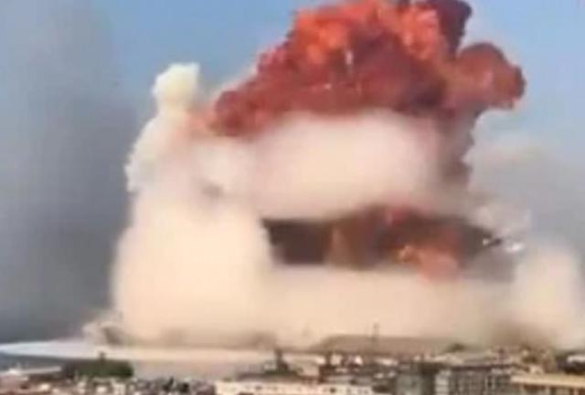 Live streaming: Χάος στη Βηρυτό μετά την έκρηξη – Τουλάχιστον 50 νεκροί και 2.500 τραυματίες (vids)   panathinaikos24.gr