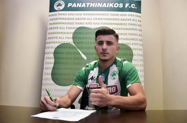 Νέο συμβόλαιο ο Χατζηθεοδωρίδης   panathinaikos24.gr