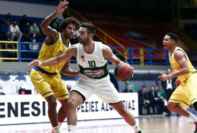 Τα highlights από το Παναθηναϊκός – Περιστέρι (vid) | panathinaikos24.gr