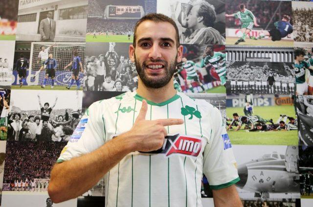 Πράσινος και με τη βούλα ο Αντονίτο | panathinaikos24.gr