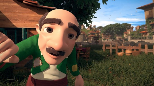 Γεγονός η πρώτη 3D animated ταινία μεγάλου μήκους για τον Καραγκιόζη   panathinaikos24.gr