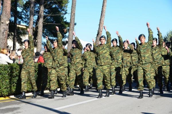 Ανακοινώνεται αύξηση στρατιωτικής θητείας; | panathinaikos24.gr