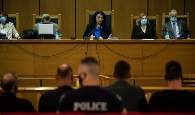 Δίκη Χρυσής Αυγής: Κανένα ελαφρυντικό στα 7 ηγετικά στελέχη | panathinaikos24.gr