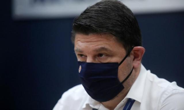 Χαρδαλιάς: «Δεν ήταν η κατάλληλη στιγμή για να επιστρέψουν οι φίλαθλοι στα γήπεδα»   panathinaikos24.gr