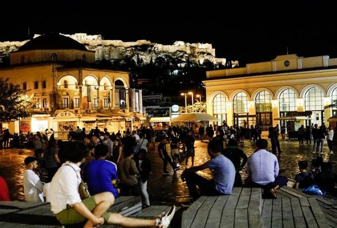 Κορωνοϊός: Βούλιαξαν οι πλατείες – Χαμός σε Μοναστηράκι και Βαρνάβα (vid)   panathinaikos24.gr
