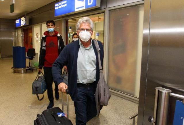 Παναθηναϊκός: Έπιασε ήδη δουλειά ο Μπόλονι | panathinaikos24.gr