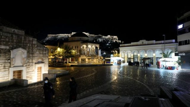 Κορωνοϊός στην Ελλάδα: Τα τρία μέτρα στο τραπέζι πριν το γενικό lockdown | panathinaikos24.gr