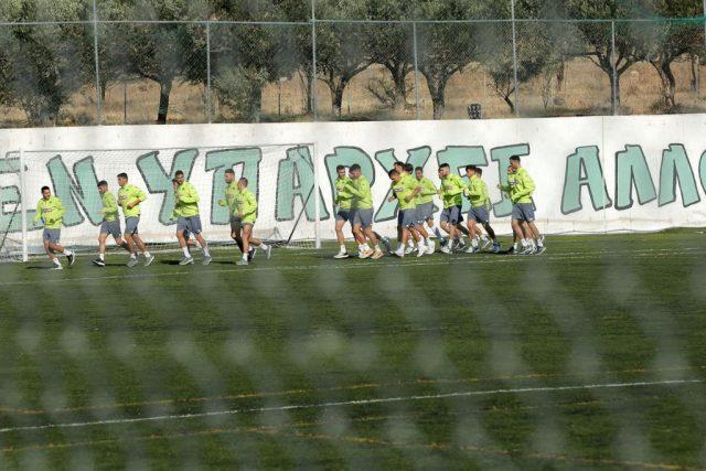 Παναθηναϊκός: Χωρίς Κουρμπέλη και Σάντσες με Απόλλωνα | panathinaikos24.gr