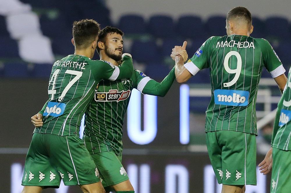 Το 1-0 του Παναθηναϊκού με τον Βιγιαφάνιες (vid)   panathinaikos24.gr
