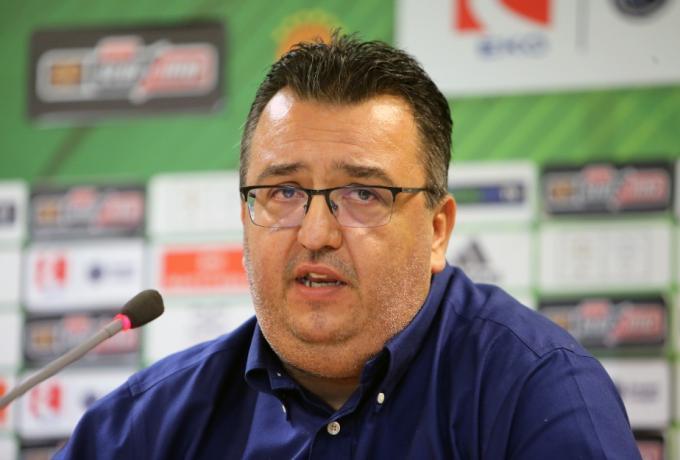 Αποκάλυψη Τριαντόπουλου: «Καμία επικοινωνία με τον Ομπράντοβιτς, δουλεύουμε σε λογική έσοδα-έξοδα»   panathinaikos24.gr