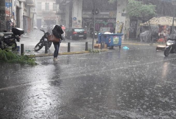 Βροχές και αφρικανική σκόνη το Σάββατο – Η πρόγνωση (vid)   panathinaikos24.gr