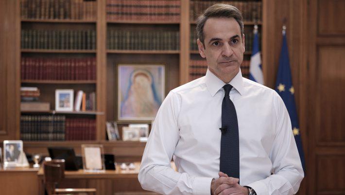 Μητσοτάκης: «Μέσα Μαΐου θα έχουν ανοίξει όλα» | panathinaikos24.gr