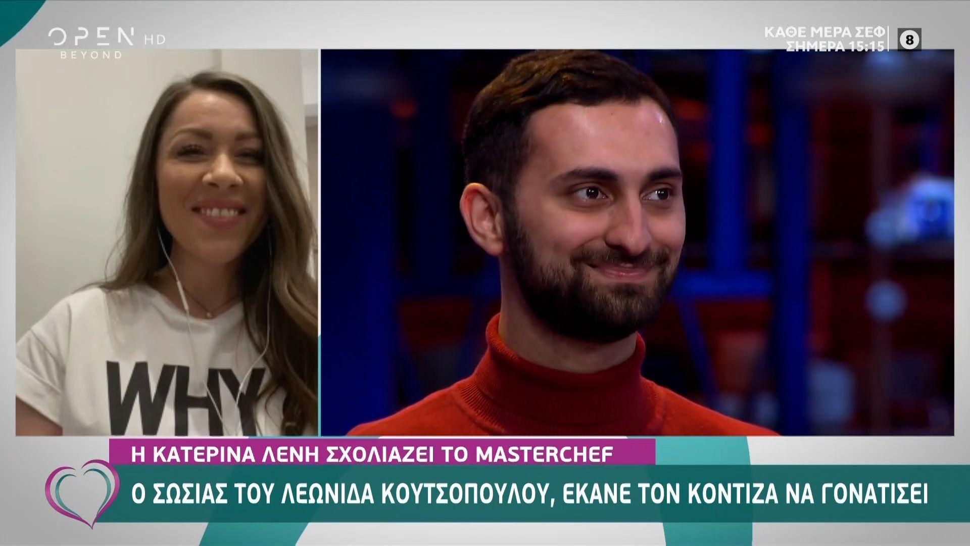 MasterChef: Ο σωσίας του Λεωνίδα Κουτσόπουλου έκανε τον Κοντιζά να γονατίσει (vid)   panathinaikos24.gr