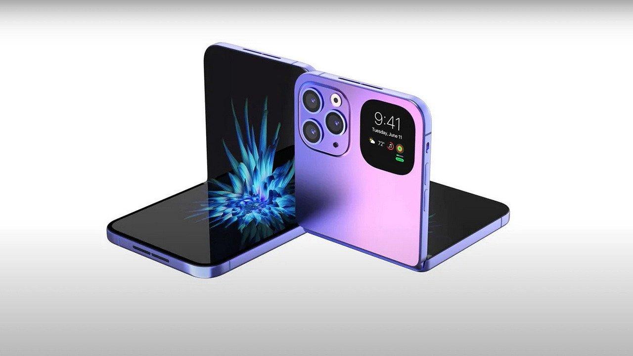 Περισσότερες πληροφορίες για το επερχόμενο foldable iPhone   panathinaikos24.gr