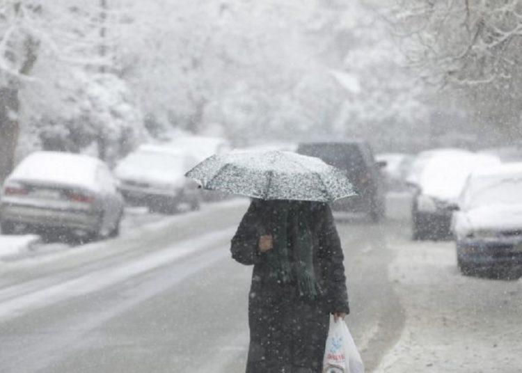 ΕΜΥ: Προ των πυλών η «Μήδεια» – Που θα έχουμε χιόνια και καταιγίδες! | panathinaikos24.gr