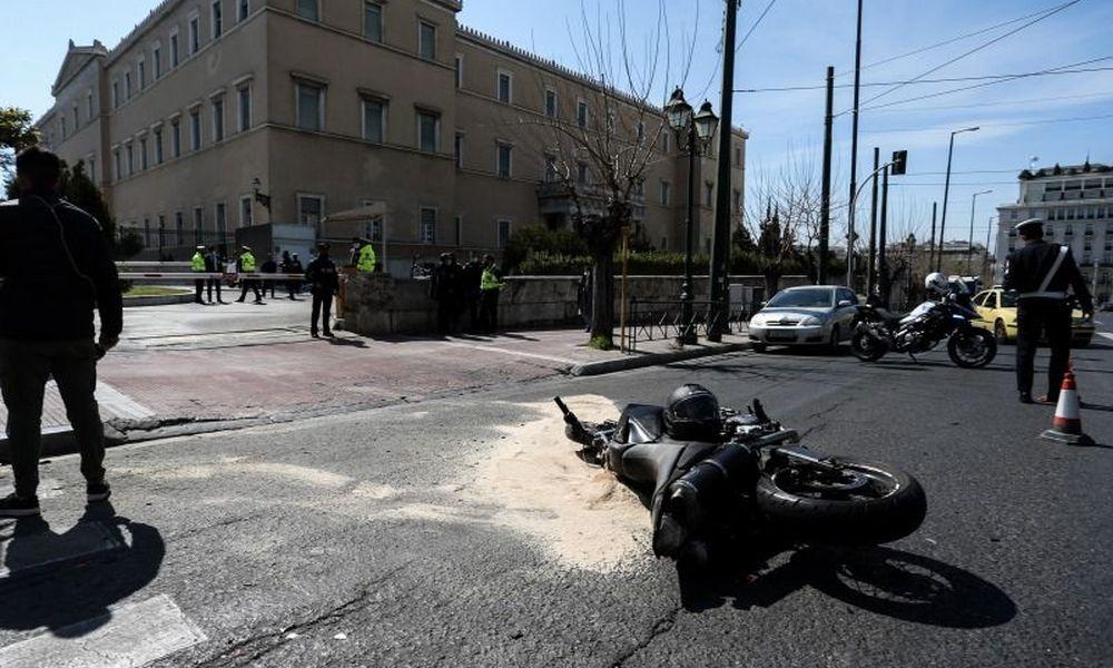 Nτόρα Μπακογιάννη: Αστυνομικός της φρουράς μου προκάλεσε το σοβαρό τροχαίο στη Βουλή (video)   panathinaikos24.gr