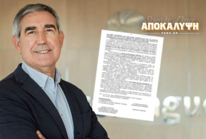 Κόλαφος για Μπερτομέου: Επιστολή-πρόταση μομφής 7 ομάδων! | panathinaikos24.gr