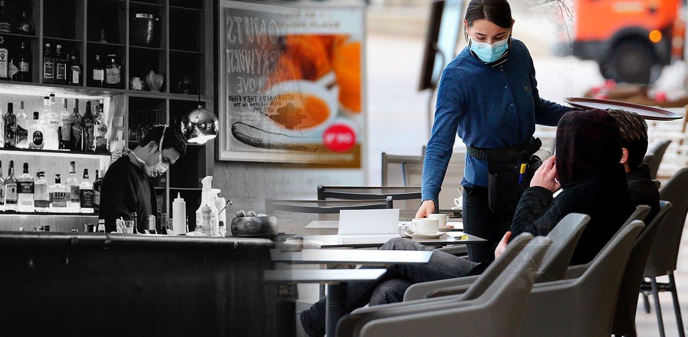 Εστίαση: Επαναλειτουργία με όρους, μέτρα και ωράριο – Τα τσουχτερά πρόστιμα | panathinaikos24.gr