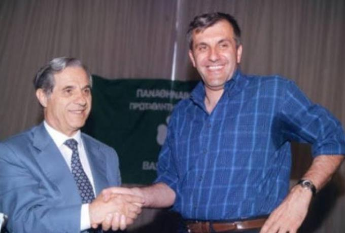 Η αρχή της χρυσής εποχής: Όταν ο Ομπράντοβιτς ανέλαβε τον Παναθηναϊκό (vid) | panathinaikos24.gr