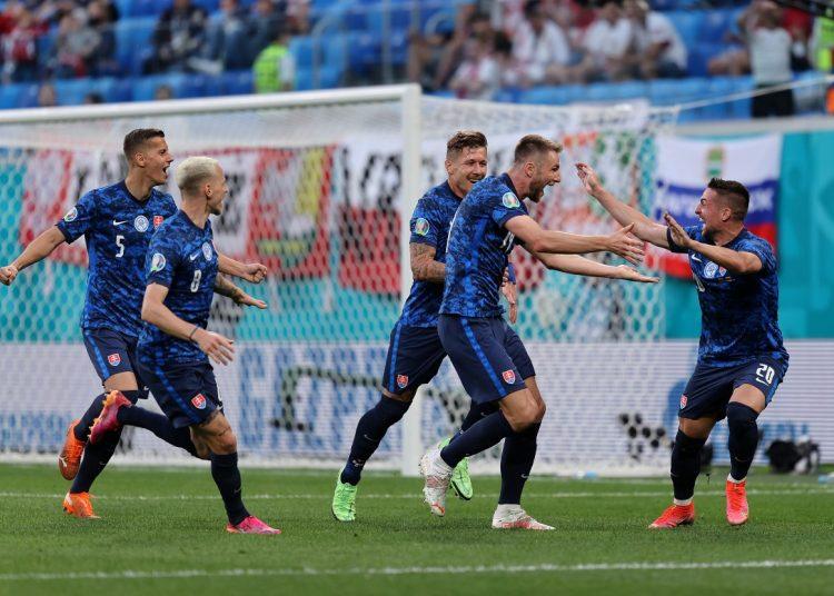 Πολωνία-Σλοβακία 1-2 : Μεγάλη νίκη και αήττητοι οι Σλοβάκοι το 2021 | panathinaikos24.gr