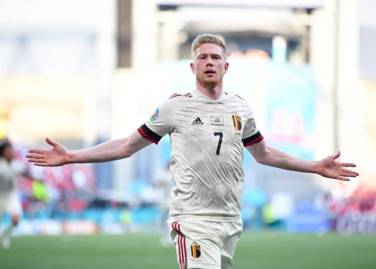 Δανία – Βέλγιο 1-2 : Ματσάρα με πρωταγωνιστή τον Ντε Μπρόινε [pics &vids]   panathinaikos24.gr