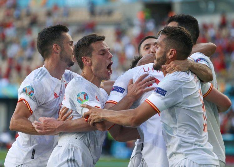 Σλοβακία- Ισπανία 0-5 : Πρόκριση με πάρτι [pics&vids]   panathinaikos24.gr