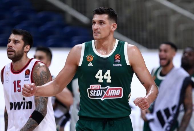 Αποχαιρέτησε ο Μήτογλου: «Ποτέ δεν φεύγεις πραγματικά από ένα μέρος που αγαπάς – Σας ευχαριστώ» | panathinaikos24.gr