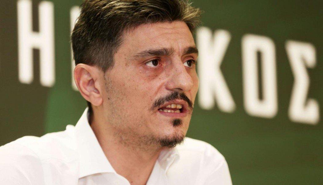 Δημήτρης Γιαννακόπουλος: «Δεν ανήκω στο αντιεμβολιαστικό κίνημα»   panathinaikos24.gr