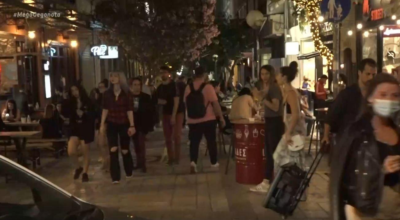 Βγαίνει από το «αθόρυβο» η εστίαση – Τα μέτρα που ισχύουν από σήμερα (vid) | panathinaikos24.gr