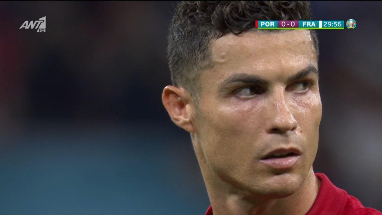 Πορτογαλία – Γαλλία : Πέναλτι του Λορίς, 1-0 Κριστιάνο   panathinaikos24.gr