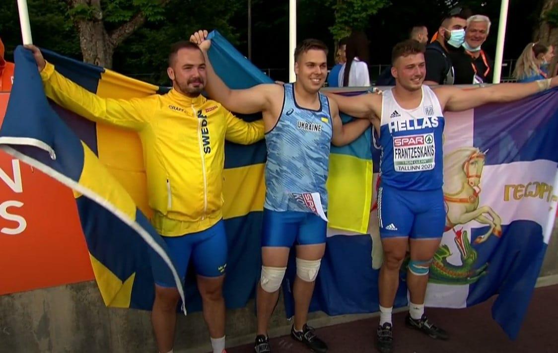 Ευρωπαϊκό Πρωτάθλημα Στίβου Κ23: Ασημένιο μετάλλιο και ο Φραντζεσκάκης | panathinaikos24.gr