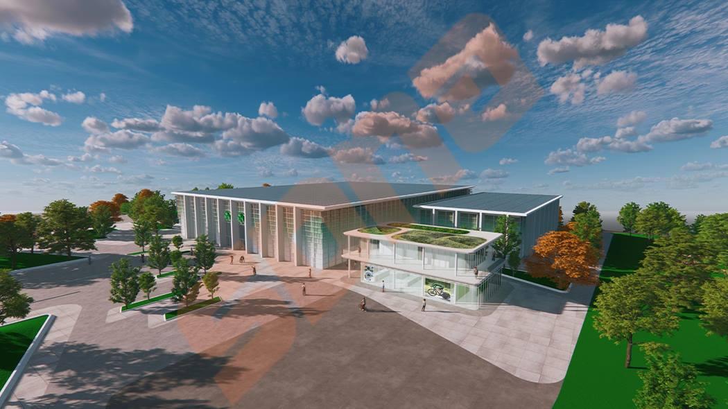 Panathinaikos Athletic Complex: Ιδού το παλάτι του Ερασιτέχνη στον Βοτανικό!   panathinaikos24.gr