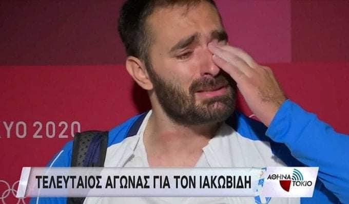 Συγκινητική κίνηση φίλων του Παναθηναϊκού για τον Ιακωβίδη | panathinaikos24.gr