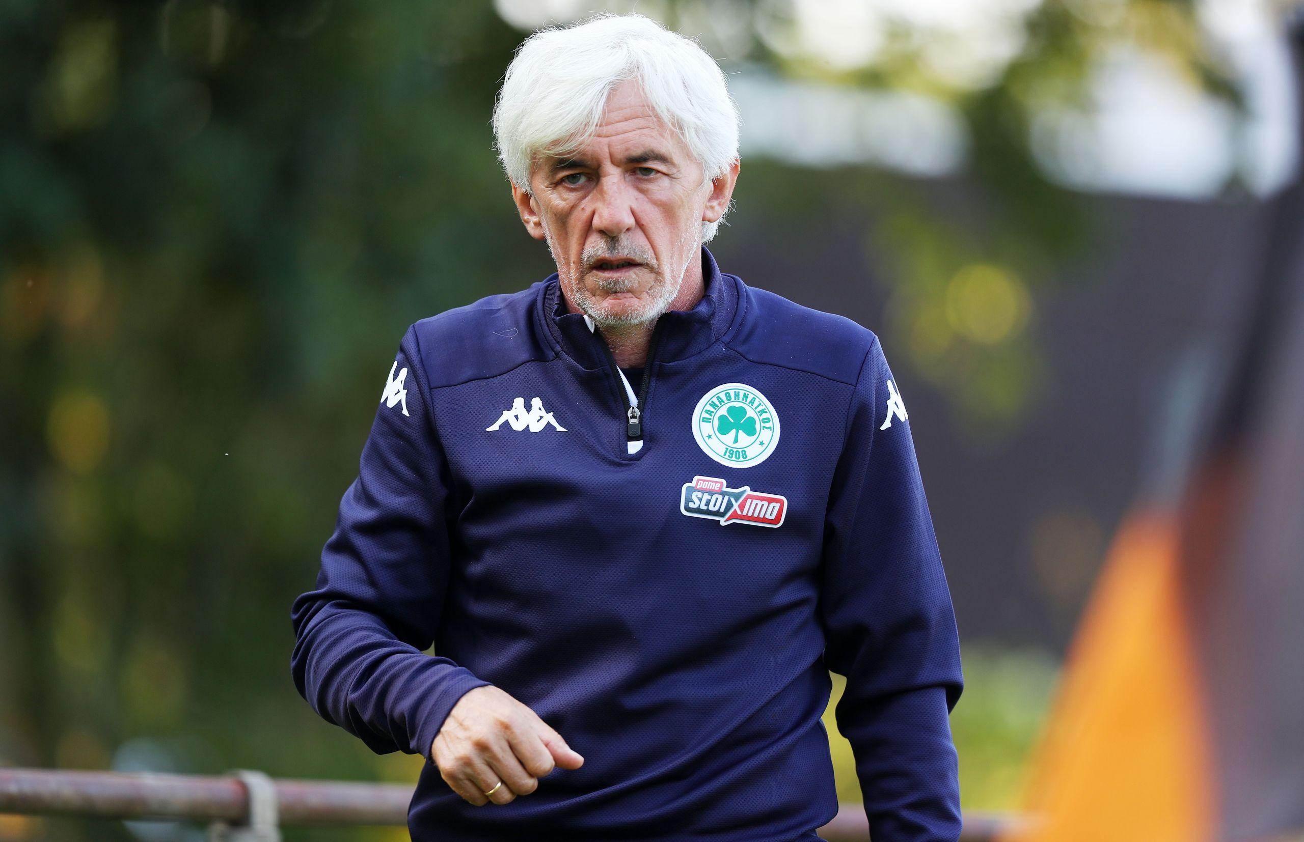 Γιοβάνοβιτς: «Μπορούσαμε να παίξουμε και καλύτερα – Ματς «μάθημα» για τη συνέχεια»   panathinaikos24.gr
