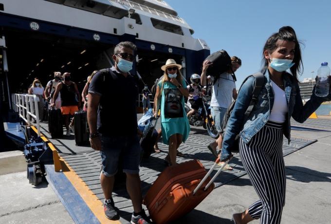Μετακινήσεις στα νησιά: Μόνο με Green Pass από τις 5 Ιουλίου   panathinaikos24.gr