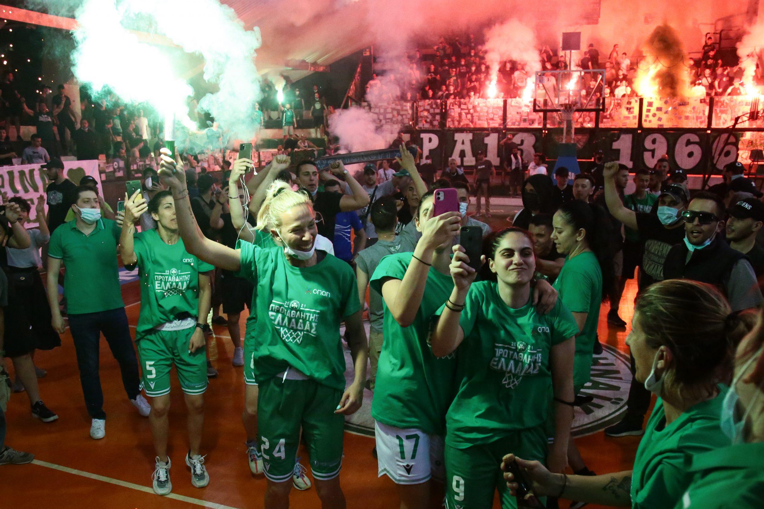 Παναθηναϊκός: Τον Σεπτέμβριο η απονομή του πρωταθλήματος | panathinaikos24.gr