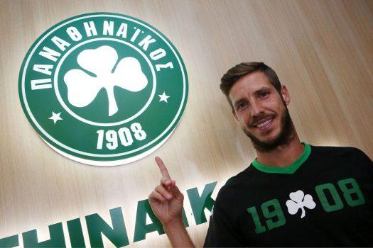 Πέρεθ: «Τυχερός που είμαι εδώ» (Vid)   panathinaikos24.gr