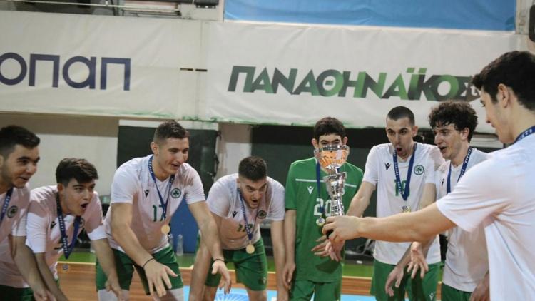 Πρωταθλητής ΕΣΠΑΑΑ ο Παναθηναϊκός! | panathinaikos24.gr