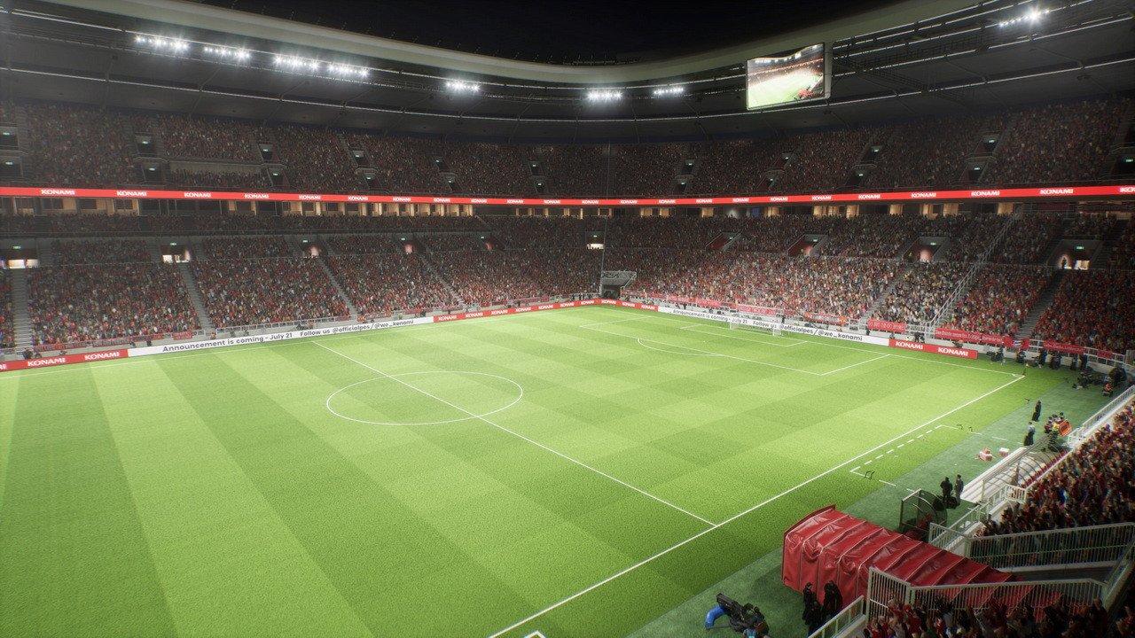 Πληροφορίες ότι το PES 2022 θα είναι δωρεάν   panathinaikos24.gr