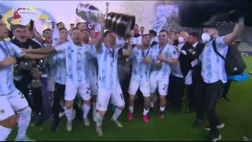 Αργεντινή – Βραζιλία 1–0: Τα στιγμιότυπα της αναμέτρησης (vids) | panathinaikos24.gr