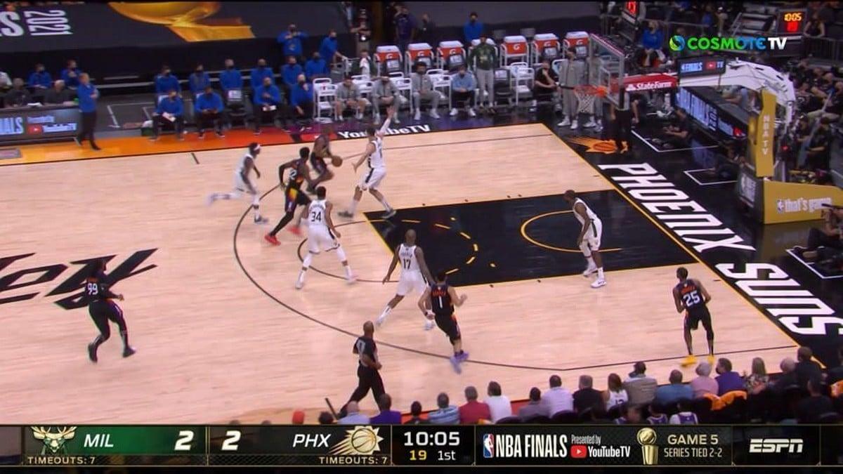 NBA Αποτελέσματα 18/7: Μία νίκη μακριά από το… δαχτυλίδι ο Γιάννης Αντετοκούνμπο [vid] | panathinaikos24.gr