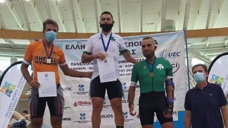 Παναθηναϊκός: Σερί έξι μεταλλίων στην ποδηλασία ΑμεΑ   panathinaikos24.gr
