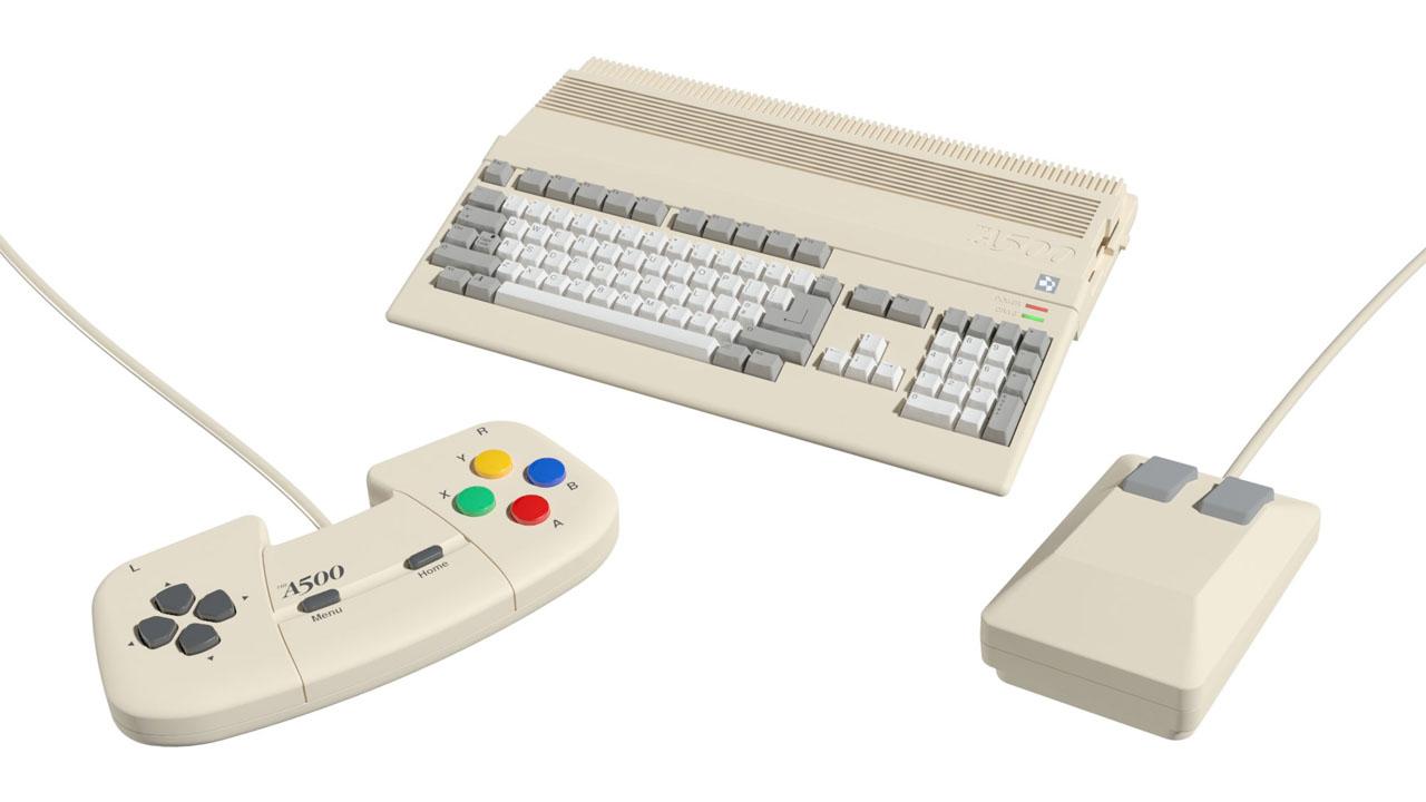 Η θρυλική Amiga επιστρέφει με την Amiga 500 Mini   panathinaikos24.gr