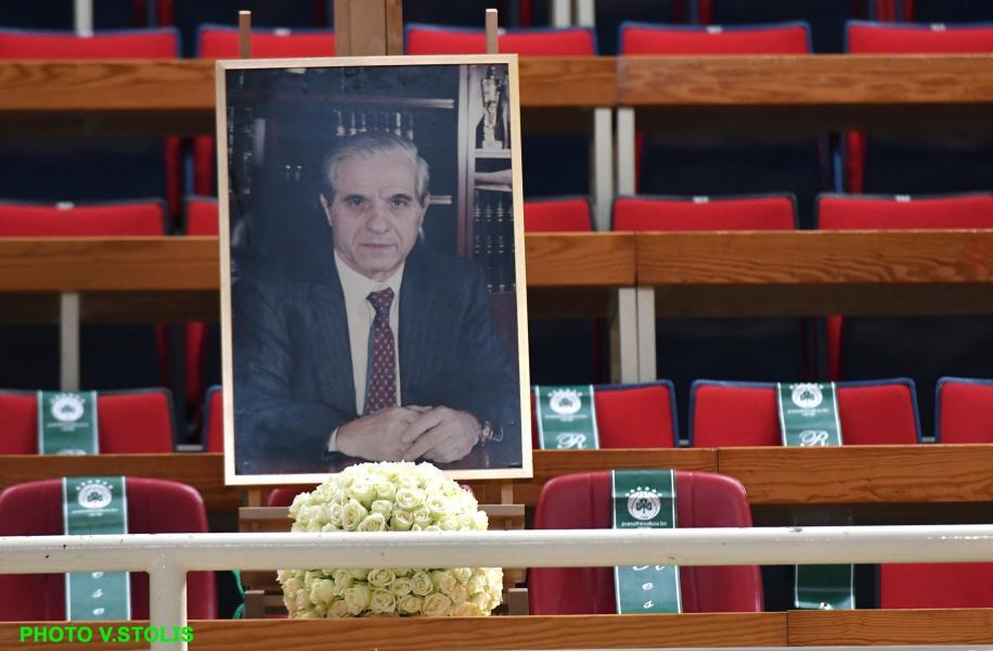 Ανατριχίλα: Η φωτογραφία του Παύλου στη θέση της στα επίσημα (pic) | panathinaikos24.gr