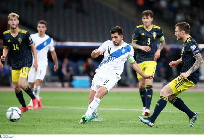 Ελλάδα – Σουηδία: Η βαθμολογία της Εθνικής στον όμιλο μετά τη νίκη στο ΟΑΚΑ   panathinaikos24.gr